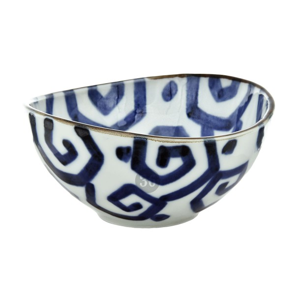"Tokyo Design - ""Blue Circle"" Bowl, 10,5x5cm"