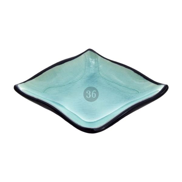 "Tokyo Design - ""Glassy Turquoise"" Bowl, 9cm Durchmesser"