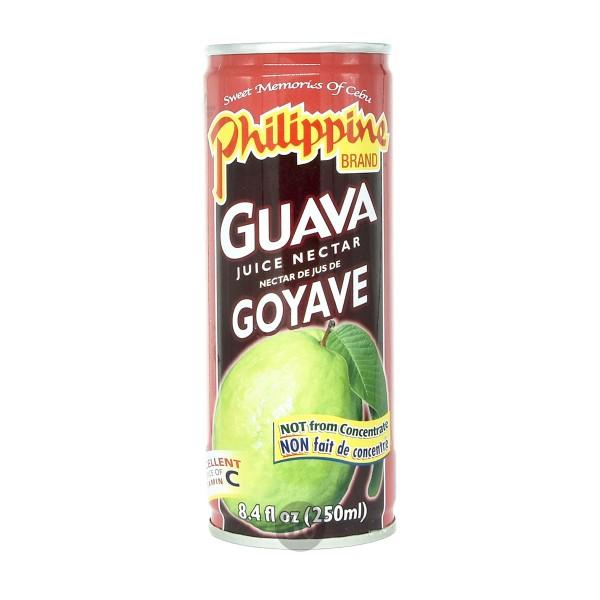 Philippines Brand - Guave-Erfrischungsgetränk , 250ml