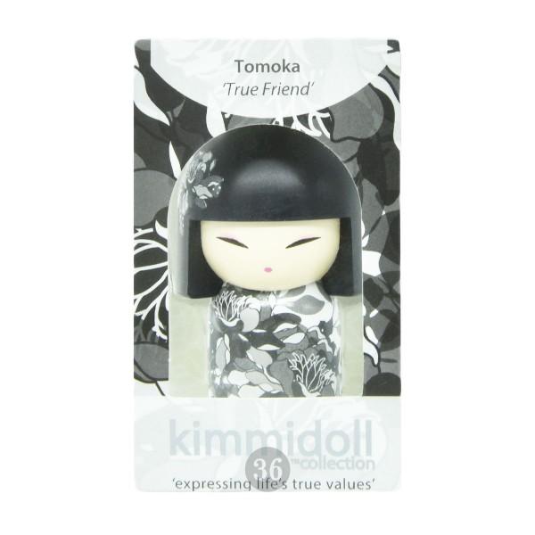 "Kimmidoll-Schlüsselanhänger ""Tomoka"", 5cm"