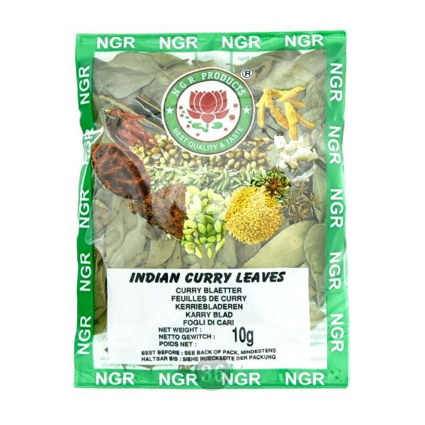 NGR - Curryblätter, 10g