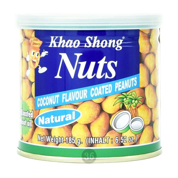 Khao Shong - Erdnüsse mit Kokos-Teigmantel, 185g