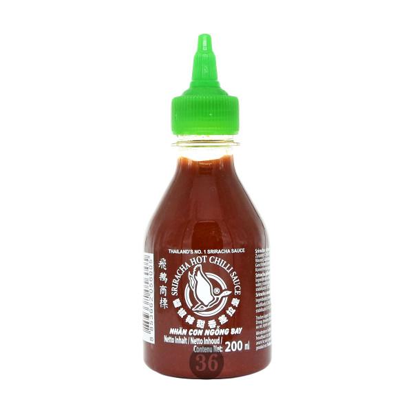 Flying Goose - Hot Chili Sriracha, 200ml