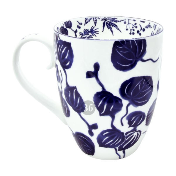 "Tokyo Design - ""Flora Japonica Ivy"" Tasse, 380ml"
