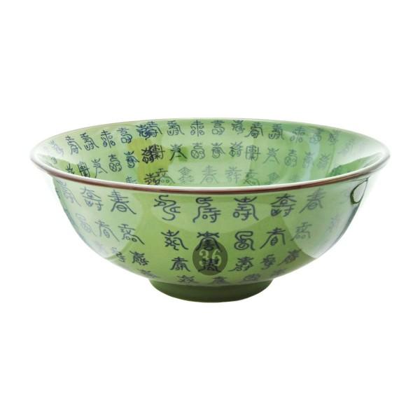 """Celadon Grün"" Bowl, 22cm Durchmesser"