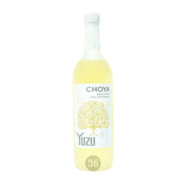 Choya - Yuzu-Likör, 750ml