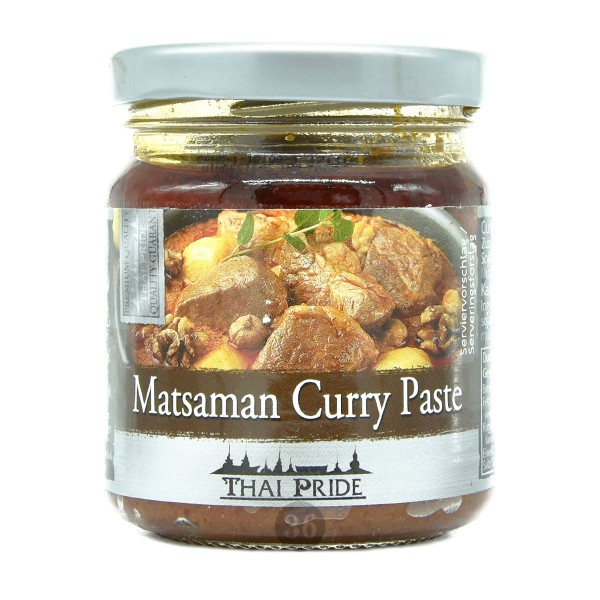Thai Pride - Matsaman Curry-Paste, 195g