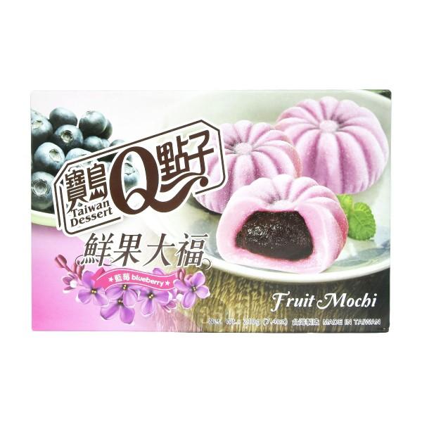 Taiwan Dessert - Heidelbeer-Mochis, 210g