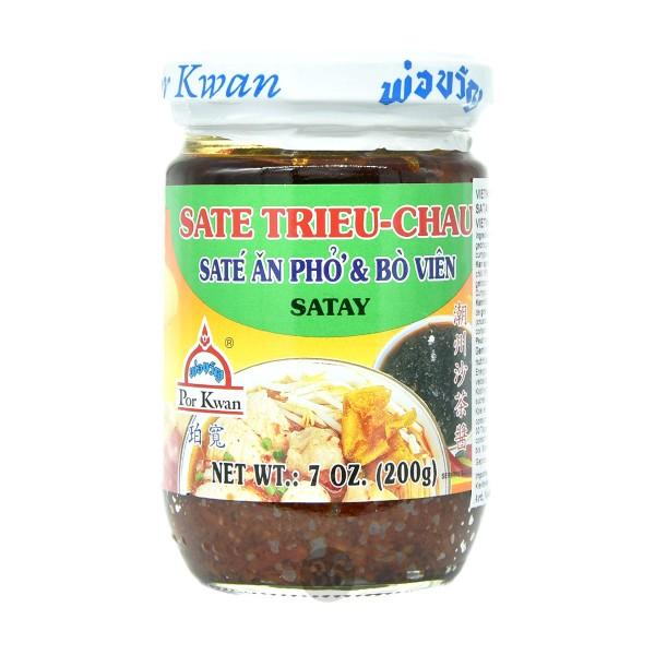 PorKwan - Satay-Paste viet. Art - 200g