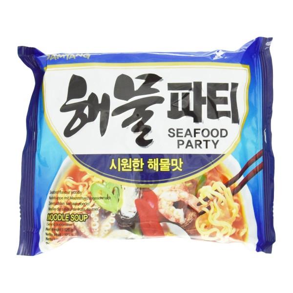 """Samyang - Instantnudeln """"Sefood Party"""", 125g"""