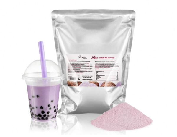 Bubble-Tea-Set, 4-tlg