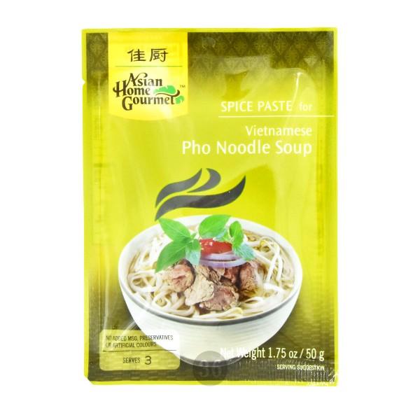 Asian Home - Vietnamesische Pho-Nudelsuppe, 50g