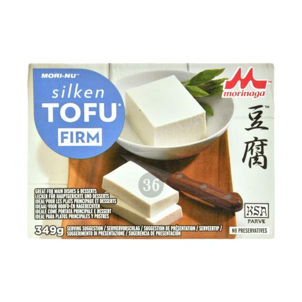 Morinaga- Seiden-Tofu fest, 340g