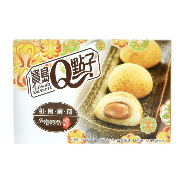 Taiwan Dessert - Erdnuss-Mochis, 210g