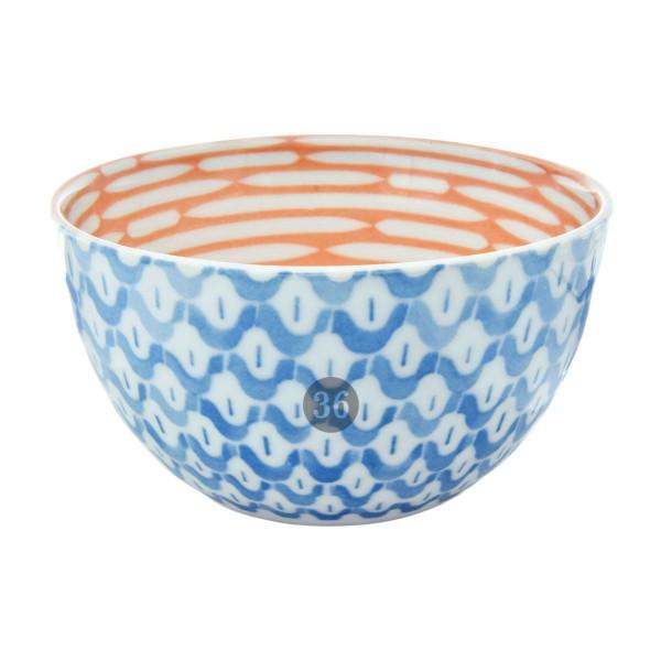 "Tokyo Design - ""Nenrin Pink/Medama"" Bowl, 12,7x7cm"