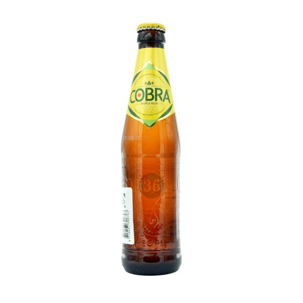 Cobra - Indisches Bier, 330ml