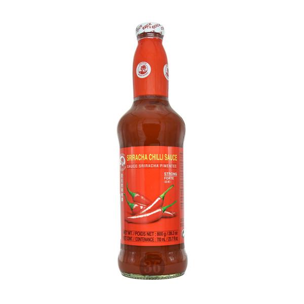 Cock Brand - Sriracha Chili Soße, 700ml