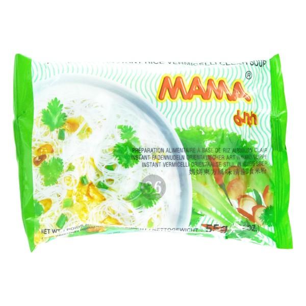 "Mama - Instant-Reisnudeln ""Clear Soup"", 55g"