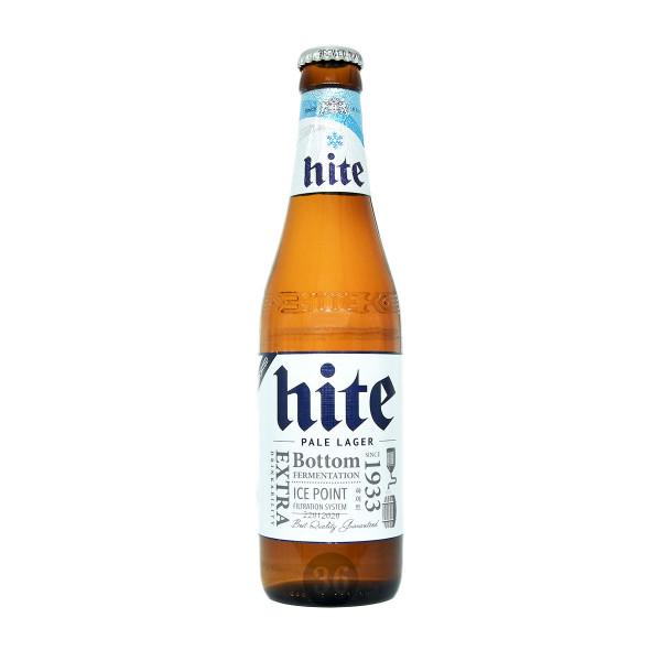 Hite - koreanisches Bier, 330ml