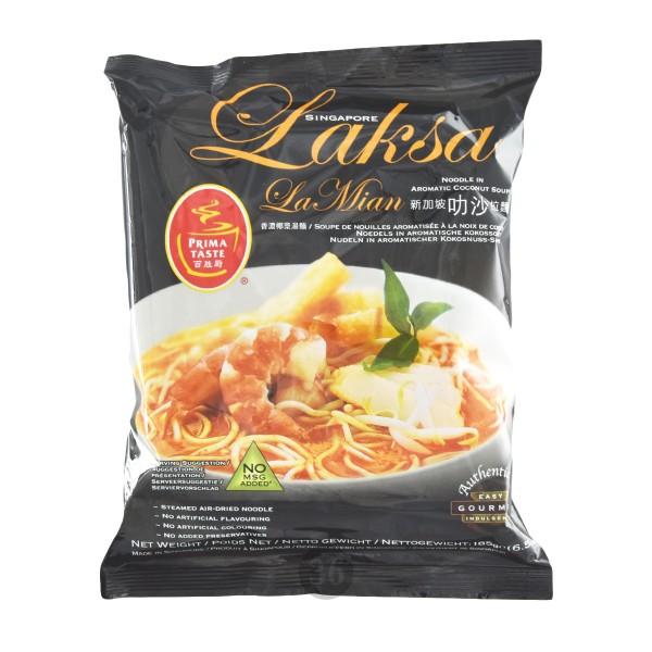 "Prima Food - Instantnudeln ""Laksa La Mian"", 185g"