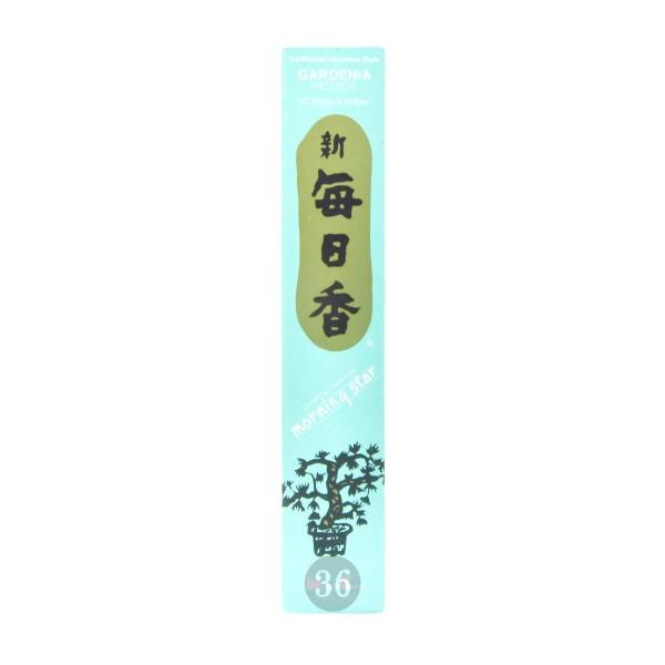 """Nippon Kodo - Räucherstäbchen """"Gardenia"""" inkl. Halterung, 50Stück"""