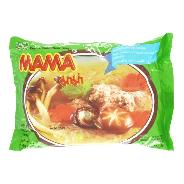 "Mama - Instant-Glasnudeln ""Bean Thread Clear Soup"", 55g"