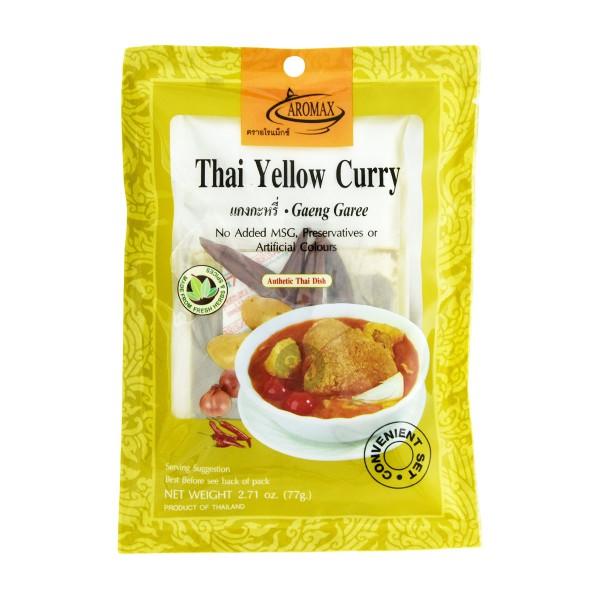 Aromax - Gelbes Thai-Curry-Kit, 77g