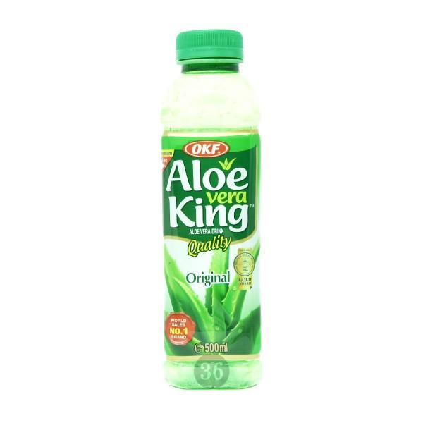 OKF - Aloe-Vera-Getränk, 500ml