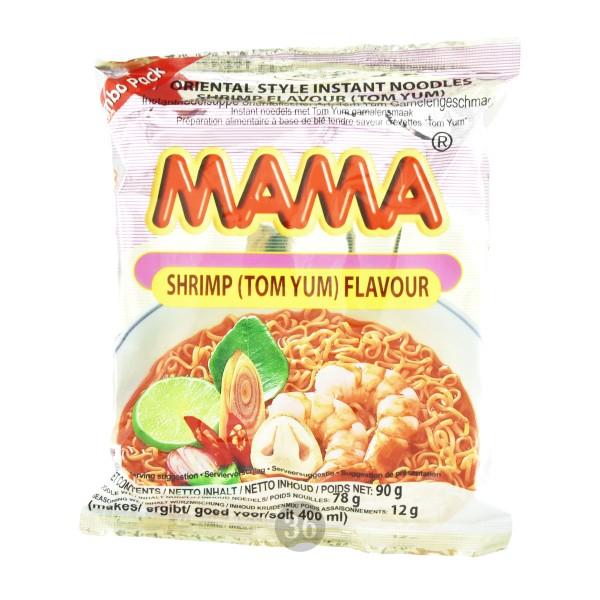 """Mama - Instantnudeln """"Shrimp Tom Yum"""", 90g"""