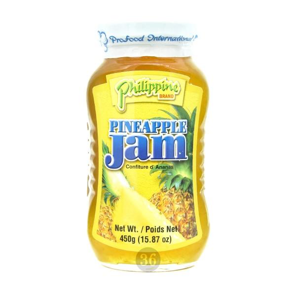 Philippine Brand - Ananasmarmelade, 450g