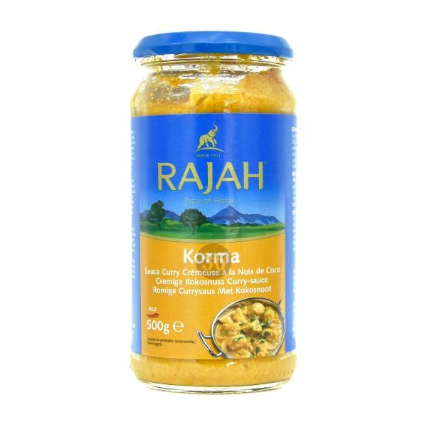 Rajah - Korma-Soße, 500g