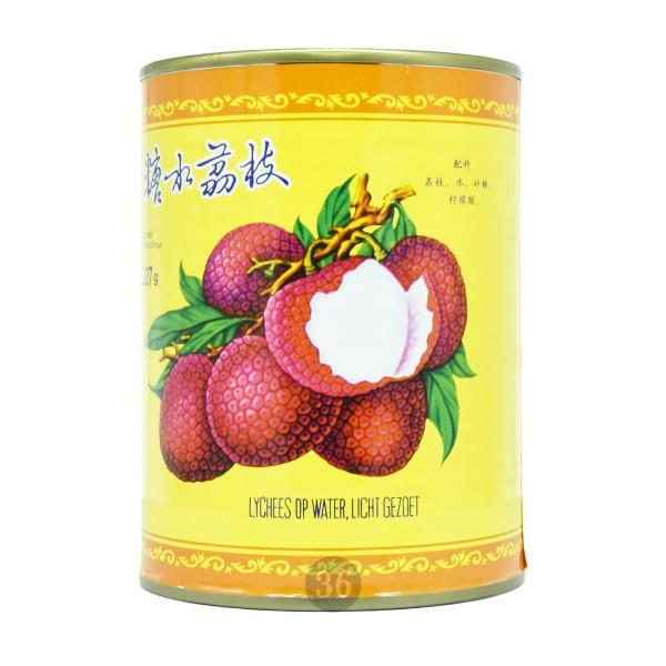 Asian Cuisine - Chinesische Litschis, 567g