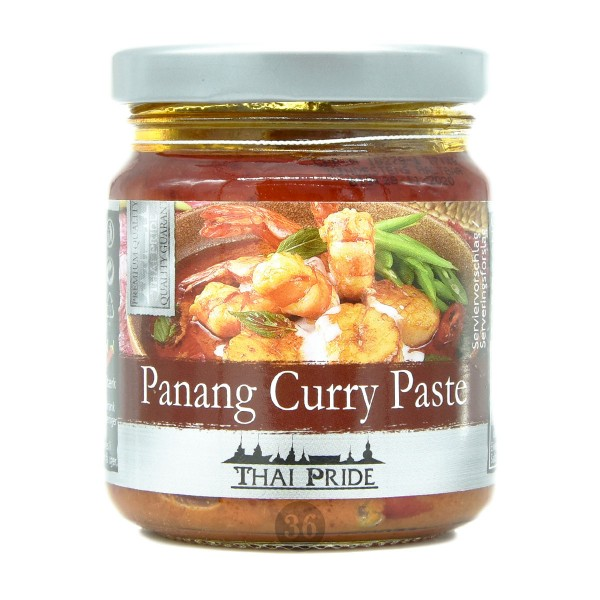 Thai Pride - Panang Curry-Paste, 195g