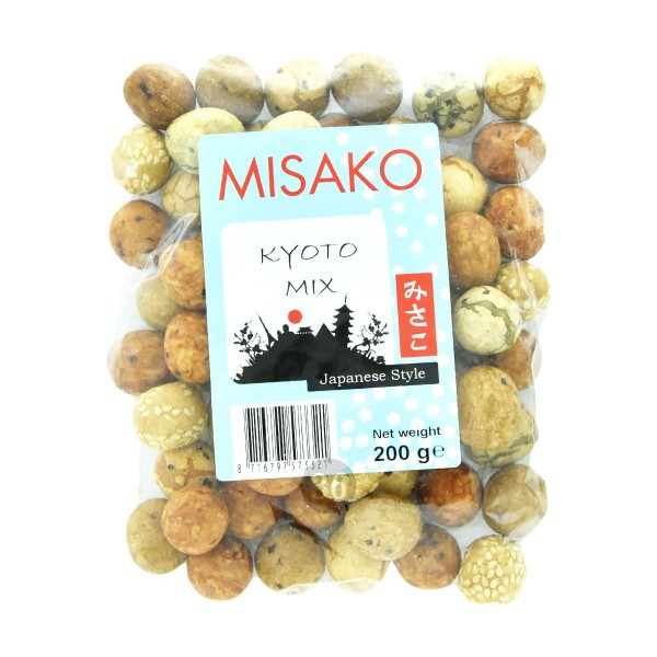 Misako - Kyoto- Erdnuss-Mix, 200g