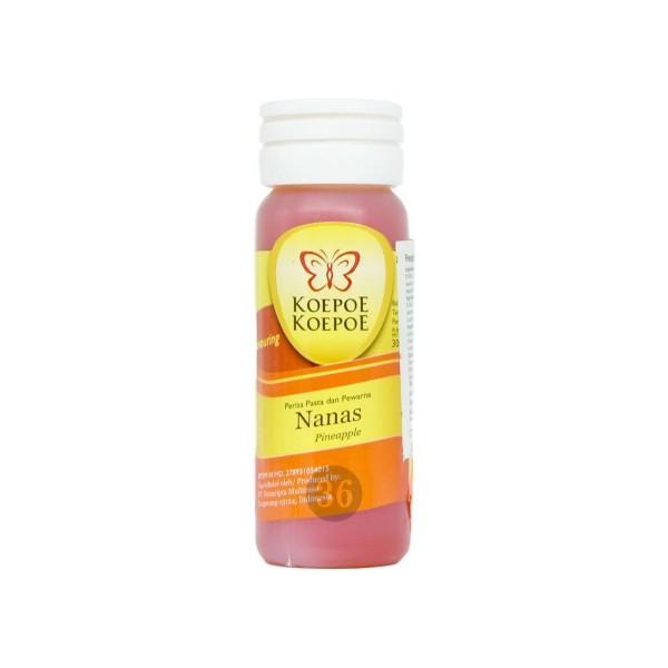 Koepoe - Ananas-Aroma, 30ml