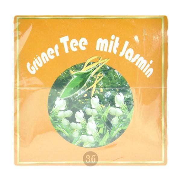 Anhui - Grüner Tee mit Jasmin, 250g