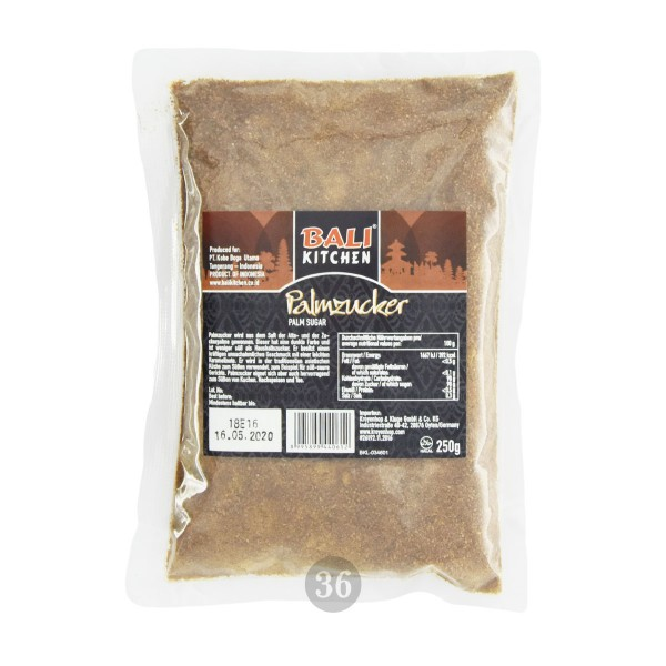Bali Kitchen - Palmzucker, 250g