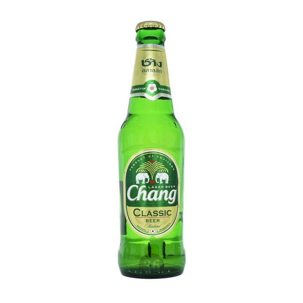 Chang - thailändisches Bier, 320ml