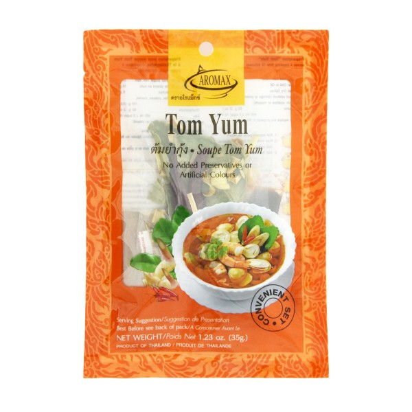 Aromax - Tom Yum-Suppen-Kit, 35g