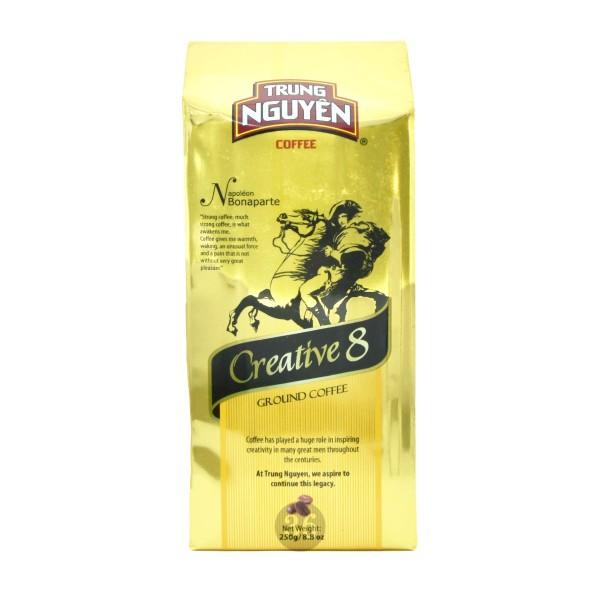 Trung Nguyen - Creative 8 - gemahlener Kaffee, 250g