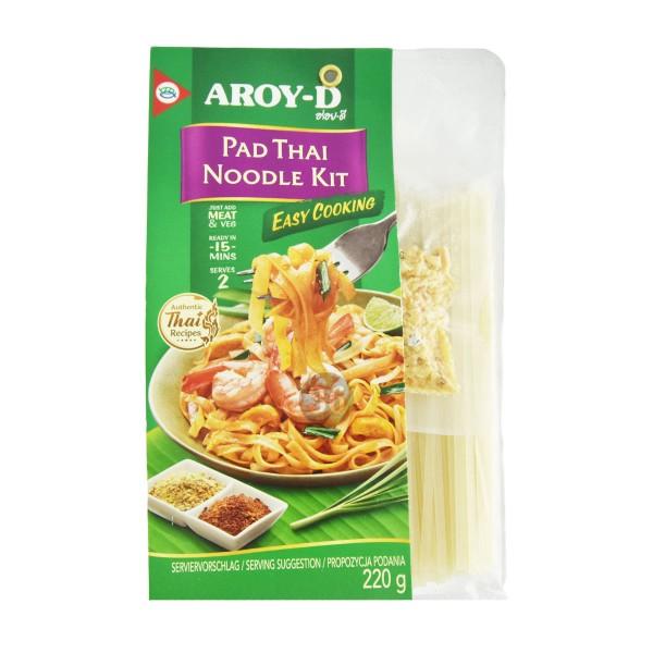 Aroy-D - Pad Thai Noodle Kit, 220g