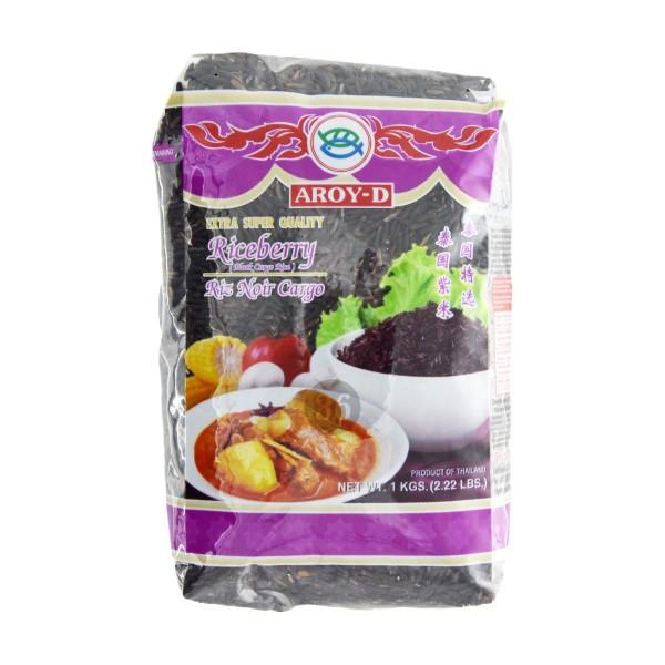 Aroy-D - Riceberry-Reis, 1kg