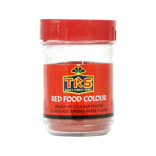 "TRS - Lebenmittelfarbe-Pulver ""rot"", 25g"