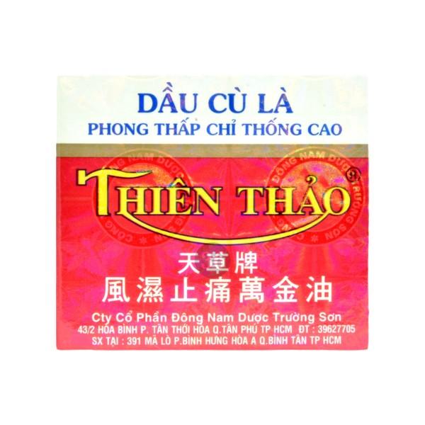 Thien Thao - Balsam mit Menthol, 30g
