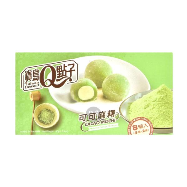 Taiwan Dessert - Matcha-Mochi, 80g