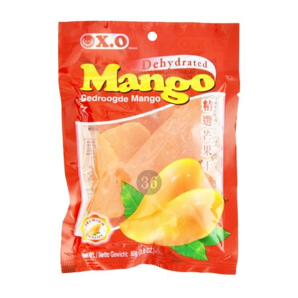 X.O - Getrocknete Mango, 80g