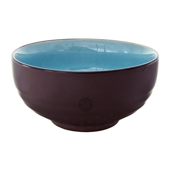"Tokyo Design - ""Glassy Turquoise"" Bowl, 16,2x7,8cm"