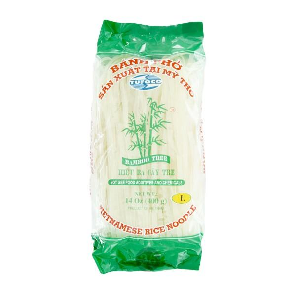 Tufoco - Vietnamesische Reisbandnudeln(L), 400g