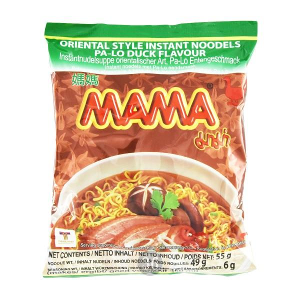 "Mama - Instantnudeln ""Pa-Lo Ente"", 55g"