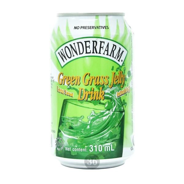Wonderfarm - Grass-Jelly-Erfrischungsgetränk, 310ml
